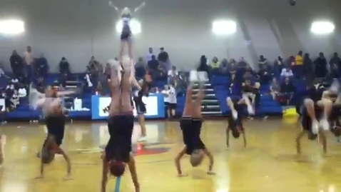 Thumbnail for entry Cheer and Stunt Video