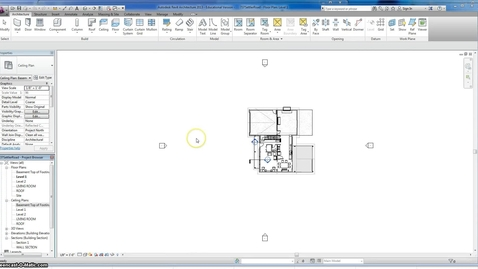 Thumbnail for entry REVIT Electrical and Lighting
