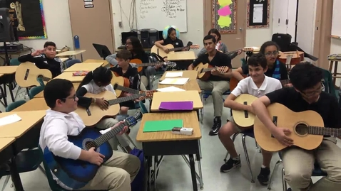 Thumbnail for entry Paseiro's Music Class