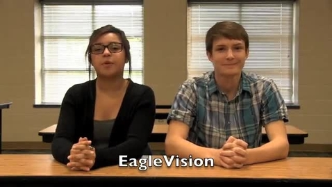 Thumbnail for entry Chris Holloway Talks About His Goals - EagleVision