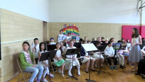 Thumbnail for entry Wollaston Elementary Spring Concert