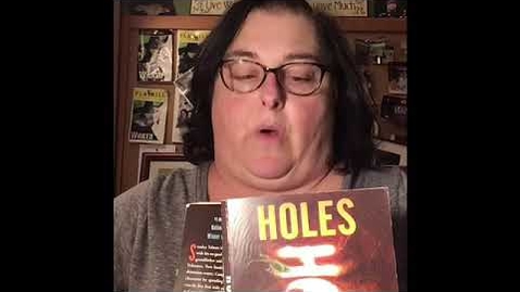 Thumbnail for entry Read Aloud Holes Chapter 41