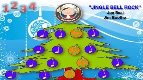 Thumbnail for entry Lectura rítmica musical _Jingle Bell Rock_ (Rhythmic Reading).mp4