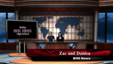 Thumbnail for entry BHS News February 26th (Beat Mac)
