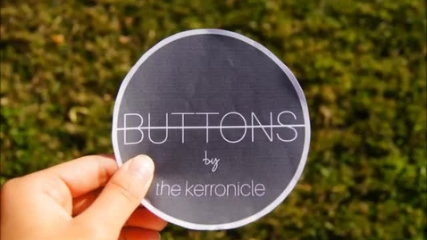 Thumbnail for entry Newspaper button ad
