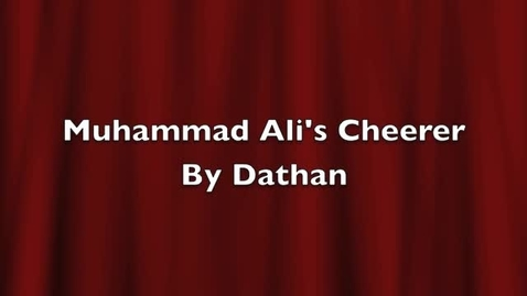 Thumbnail for entry Muhammad Ali By Dathan