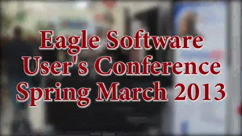 Thumbnail for entry Spring Conference