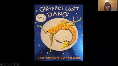 Thumbnail for entry Giraffes cant dance