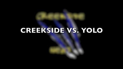 Thumbnail for entry CMS Soccer vs. Yolo