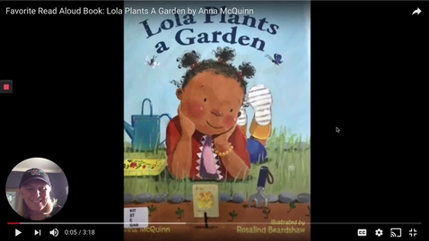 Thumbnail for entry Lola Plants A Garden