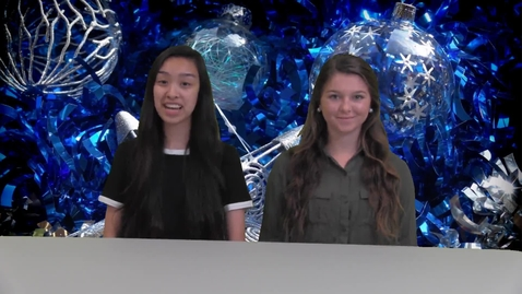 Thumbnail for entry Morning Announcements 12-11