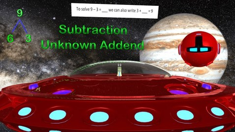 Thumbnail for entry Subtraction with Unknown Addends 1st Grade Math Videos for Kids
