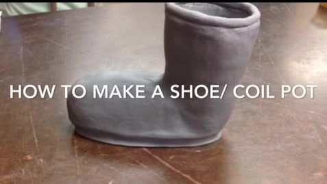 Thumbnail for entry How to Make a Coil Pot/ Shoe
