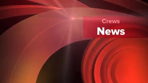 Thumbnail for entry Crews News