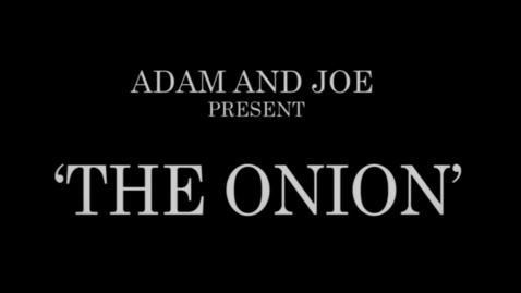 Thumbnail for entry The Onion