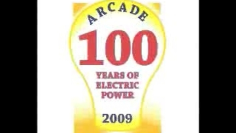 Thumbnail for entry 100 Years of Arcade Electric
