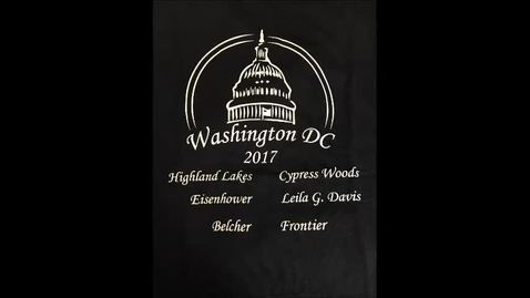 Thumbnail for entry 2017 Washington D.C. Trip