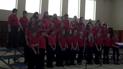 Thumbnail for entry Honor Choir Spring Program 2