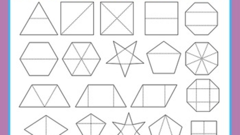 Thumbnail for entry Shapes lesson - Quiz