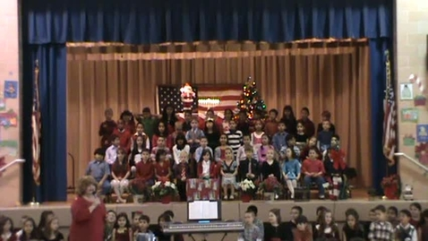 Thumbnail for entry 2009 Winter Concert