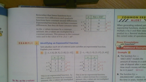 Thumbnail for entry Exponential Functions 9.2 (part 2)