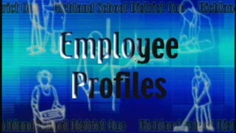 Thumbnail for entry Employee Profile: Rosalyn Peterson