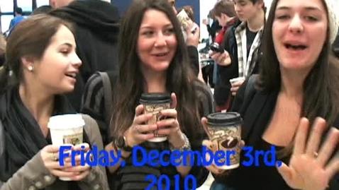 Thumbnail for entry Friday, December 3, 2010