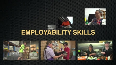Thumbnail for entry Employability Skills- All Eight Skills(1).mp4