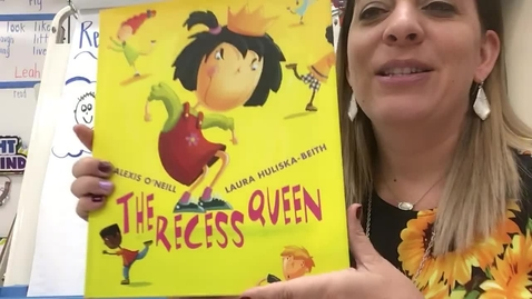 Thumbnail for entry Mean Jean the Recess Queen- Making Connections