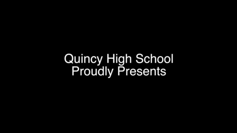Thumbnail for entry Quincy High School - John and Abigail Adams Scholarship Awards Ceremony