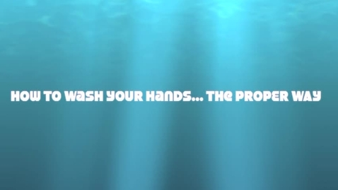Thumbnail for entry Wash Hands Well