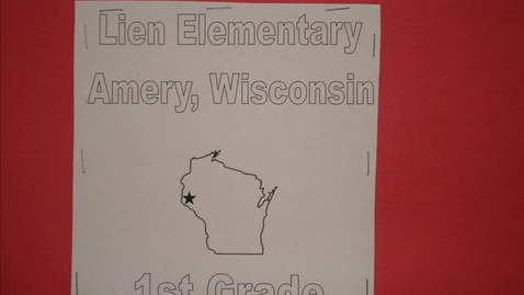 Thumbnail for entry Lien Elementary Amery, Wisconsin