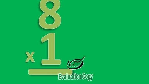 Thumbnail for entry Online Flashcards! Multiply by 8 - version 3