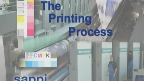 Thumbnail for entry The Printing Process