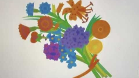 Thumbnail for entry Planting a Rainbow by Lois Ehlert