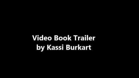 Thumbnail for entry The Vanishings by Jenkins Video Book Trailer by Kassi Burkart