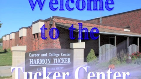 Thumbnail for entry Tucker Center