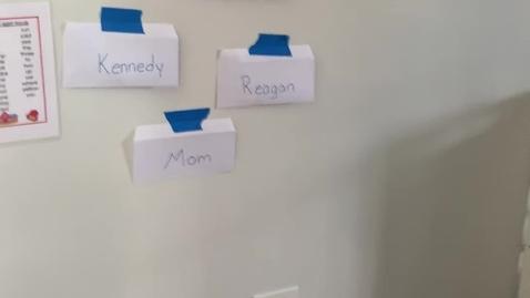 Thumbnail for entry Name Envelope Game