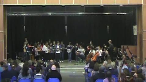 Thumbnail for entry  KJH Bluegrass Orchestra - Fireball Mail
