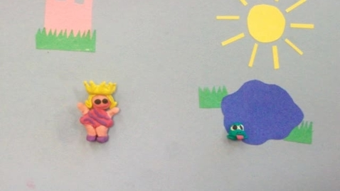 Thumbnail for entry 2012 JMS Claymation The Princess and the Frog Dude