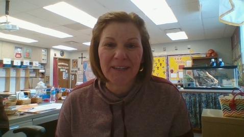 Thumbnail for entry Religion Day 2 Prayer - Mrs. Fuchs