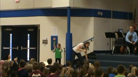 Thumbnail for entry 1st and 4th Buddy Assembly with Arianna String Trio