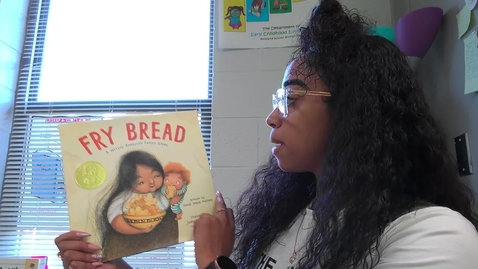 Thumbnail for entry Fry Bread Read Aloud