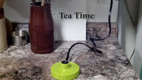 Thumbnail for entry Tea Time
