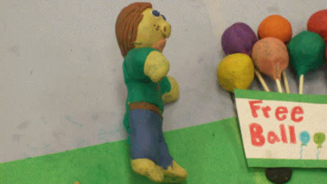 Thumbnail for entry The Flying Boy Claymation