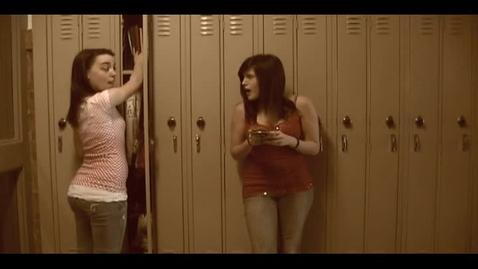 Thumbnail for entry silent girl fight