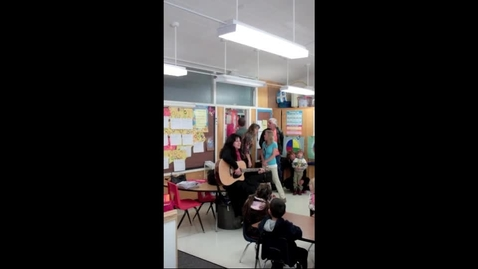 Thumbnail for entry Tish Hinohosa sings at Puente