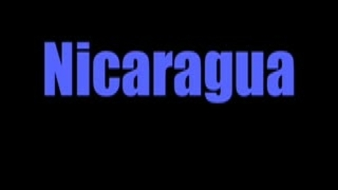 Thumbnail for entry Period M Nicaragua