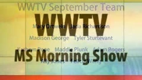Thumbnail for entry WWTV October 2, 2014 Thursday
