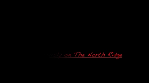 Thumbnail for entry The North Ridge